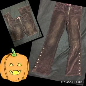 Brown Corduroy 60's vibes Jeans Size 5